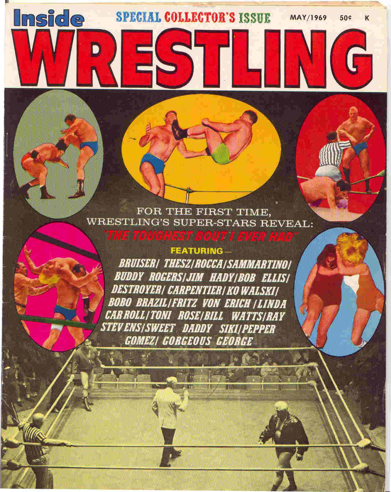may 69 inside wrestling