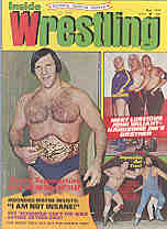 May 74 Inside wrestling